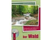 Der Wald, Geräusche-CD und Bildkarten für die Seniorenarbeit