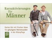 Kurzaktivierungen für Männer, Karten-Set, Senioren