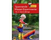 Spannende Wasser-Experimente, Buch, 3-6 Jahre