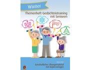 Themenheft Gedächtnistraining für Senioren: Winter