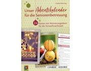 Unser Adventskalender, Kartensatz für die Seniorenarbeit