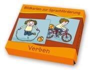 Bildkarten zur Sprachförderung - Verben, 3-6 Jahre