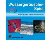 Hinh�ren lernen - Wasserger�usche-Spiel, Audio-CD und Bildkarten, 1.-8. Klasse