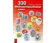 330 Weihnachtsaufkleber, 1.-4. Klasse