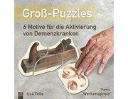 Thema Werkzeugkiste, Groß-Puzzles
