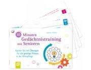 10-Minuten-Gedächtnistraining mit Senioren, für Fachkräfte
