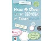 96 Sticker für mehr Ordnung im Chaos, für jede Klasse geeignet
