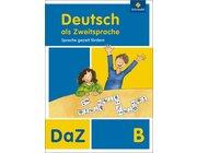 Deutsch als Zweitsprache - Sprache gezielt fördern, Arbeitsheft, 1.-4. Klasse