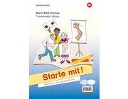 Starte mit! Wort-Bild-Karten Körper, 1.-4. Klasse