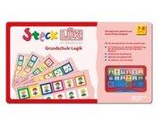 SteckL�K-�bungsblock Grundschule: Logik, 7-8 Jahre