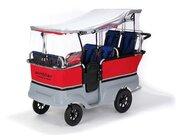 Winther® Regenschutz 8819092 für Turtle Kinderbus 8900801