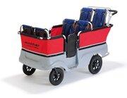 Winther®  TURTLE Kinderbus Basic für 6 Kinder 8900801 (Lieferzeit 4-6 Wochen nach Auftragseingang)
