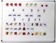 Mathematik in Bildern, im Karton
