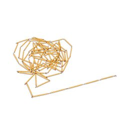 Tausenderkette, lose Perlen Kunststoff