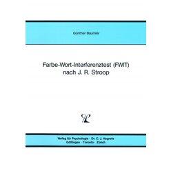 Farbe-Wort-Interferenztest, 10 bis 85 Jahre