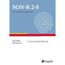 SON-R 2-8 Zeichenmuster (50 Stück)
