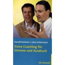 Voice Coaching für Stimme und Ausdruck, Buch
