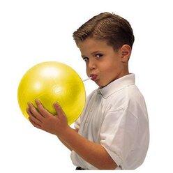 Gymnic Overball 23 cm, gelb, bis 80 kg