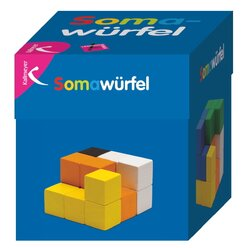 Soma-Würfel apart, ab 8 Jahre