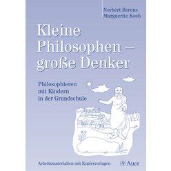 Kleine Philosophen - große Denker, Broschüre, 1.-4. Klasse
