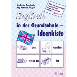 Englisch in der Grundschule - Ideenkiste, Buch, 1.-4. Klasse