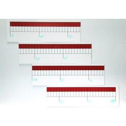 Zahlenstrahlband Universal 100, 2m lang