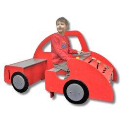 Spielecke Auto