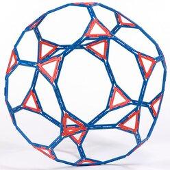 Polydron Frameworks Mengensatz Zehnecke/Dekagone 12 Teile
