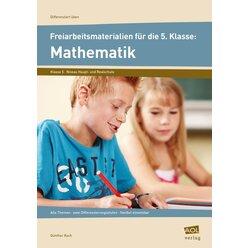 Freiarbeitsmaterialien für die 5. Klasse: Mathematik