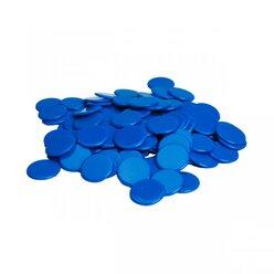 Chips blau 100 Stück