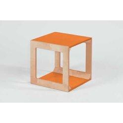 Spiel- und Krabbelwürfel einfach orange