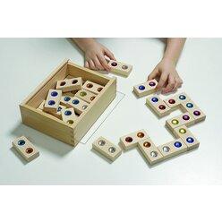 Diamanten-Domino, Legespiel, ab 3 Jahre