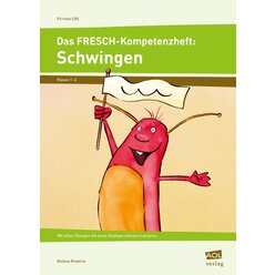 Das FRESCH-Kompetenzheft: Schwingen, Buch, 1.-4. Klasse