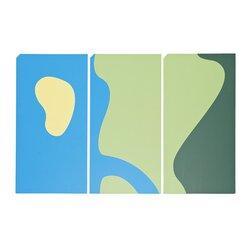 Landschaftsplatten für Landschaftsspieltisch