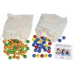 Kugelrunde Spielideen - mit Zahlenkugeln und Buchstabenkugeln, ab 8 Jahre