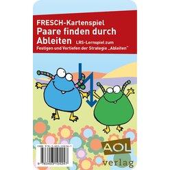 Paare finden/Verlängern, Kartenspiel, 1.-4. Klasse