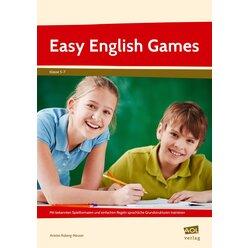 Easy English Games, 5. bis 7. Klasse