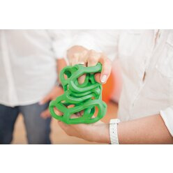 Spordas® RubberFlex GrabBalls 21,6 cm, 6er-Set