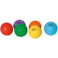 Spordas® E-Z Bälle, 6er-Set, Ø 10 cm