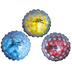Spordas® Grab-N-Balls, 3er-Set, 10 cm