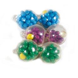 Spordas® Eieruhr-Bälle 3er-Set, farbig sortiert, 15 x 6,5 cm