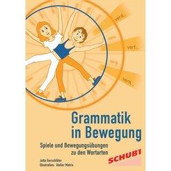 Grammatik in Bewegung, 3.-6. Klasse