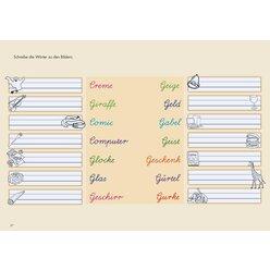 Anton und Zora: Schreiblehrgang - Lateinische Ausgangsschrift, 6-9 Jahre