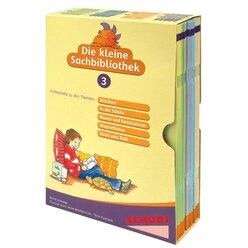 Anton und Zora: Die kleine Sachbibliothek 3, 6-8 Jahre