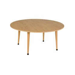 Gruppentisch rund, 115 x 53 cm