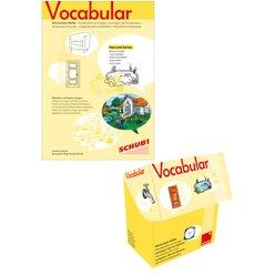 Vocabular Wortschatz-Bilder KOMBIPAKET Wohnen 1: Haus & Garten, 3-99 Jahre