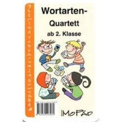 Das Wortarten-Quartett