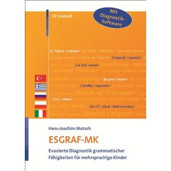 ESGRAF-MK mit Diagnostik-Software auf CD-ROM