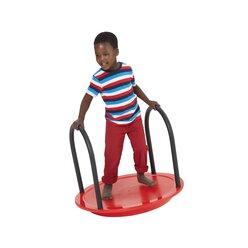 Gonge® Runde Wippe, Durchmesser 76 cm, für 1-2 Kinder von 3-8 Jahren