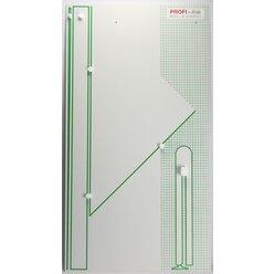 PROFI-linie Ersatztafel - ohne Geräte - für Set  I (165001.000)